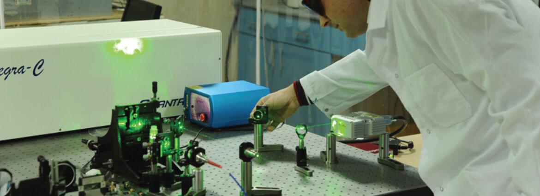 Lazer Teknolojileri Araştırma ve Uygulama Merkezi Çalışmaları