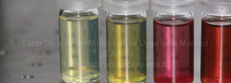 Nanoparçaçık Üretimi / Biyomedikal Uygulamalar