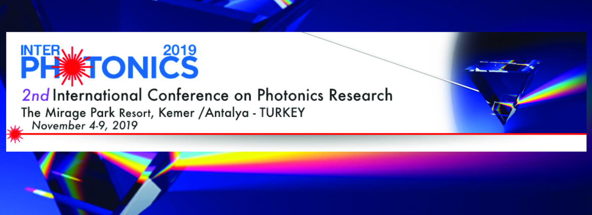 International Conference on Photonics Research